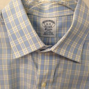 Brooks Brothers Shirt 16 x 35